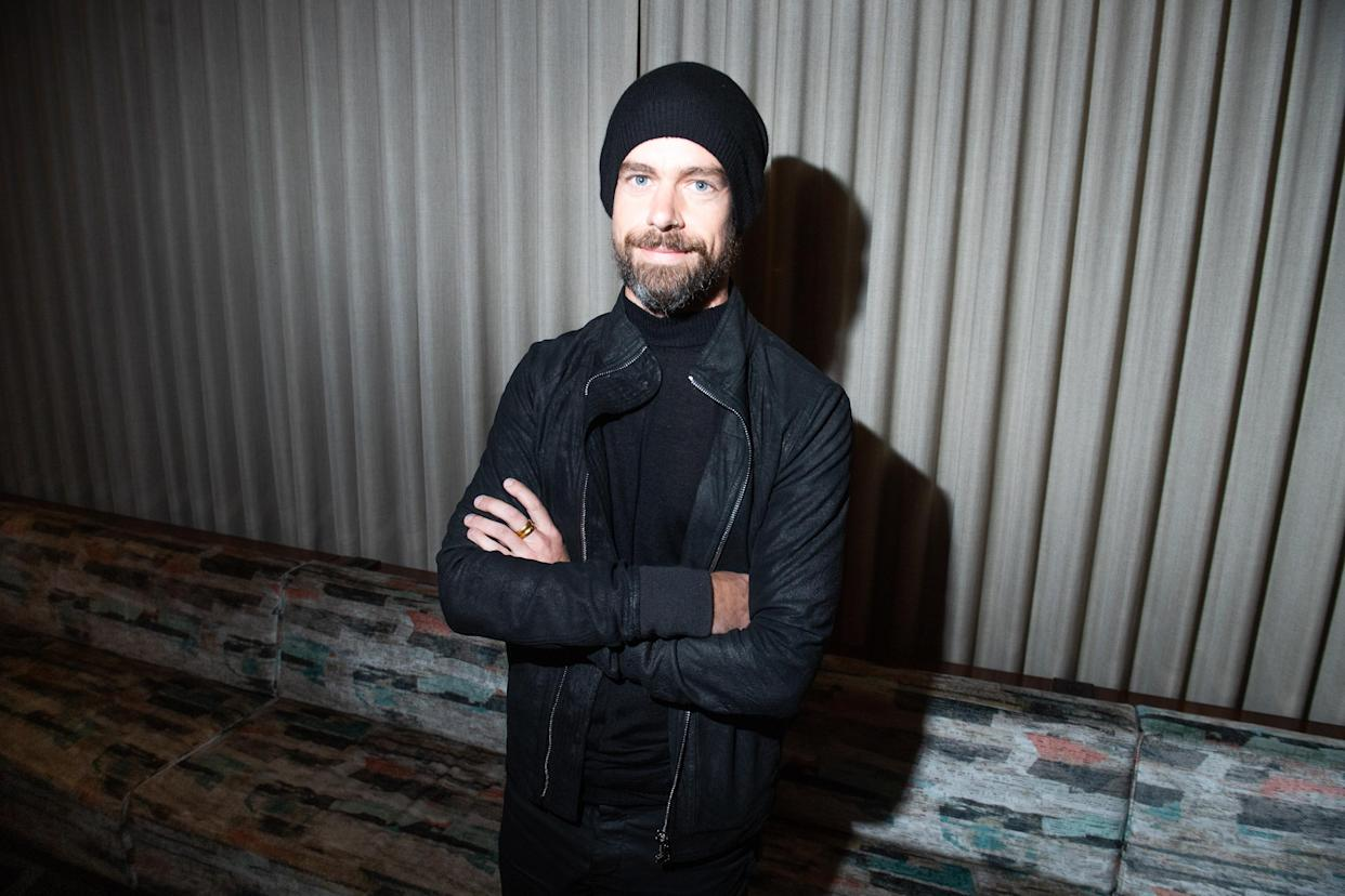 PARIS, FRANCE - JUNE 22: Jack Dorsey attends the cocktail party hosted by Chrome Hearts X Jordan Barrett at La Maison Du Caviar on June 22, 2019 in Paris, France. (Photo by Victor Boyko/Getty Images for Chrome Hearts)