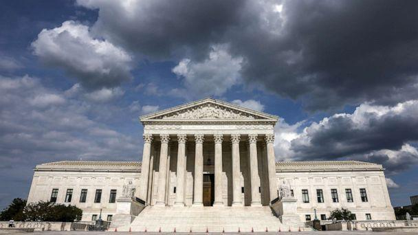 PHOTO: The United States Supreme Court building in Washington, D.C., May 17, 2021. (Evelyn Hockstein/Reuters, FILE)