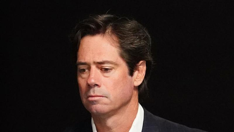 AFL boss Gillon McLachlan says a new pay deal with players will help the game through tough times