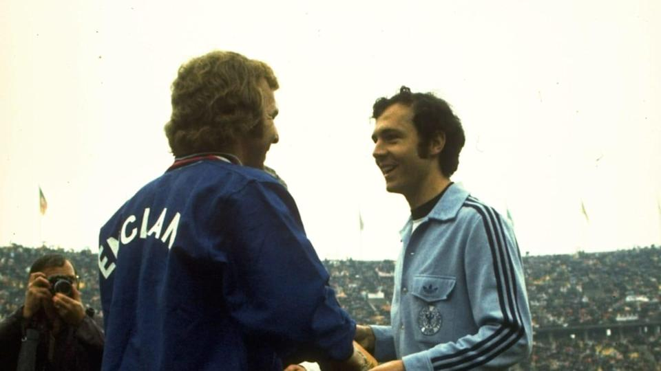 Franz Beckenbauer   Getty Images/Getty Images