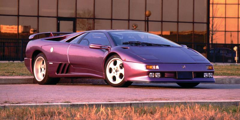 This Is The Most Revoltingly Ugly Part On The Lamborghini Diablo