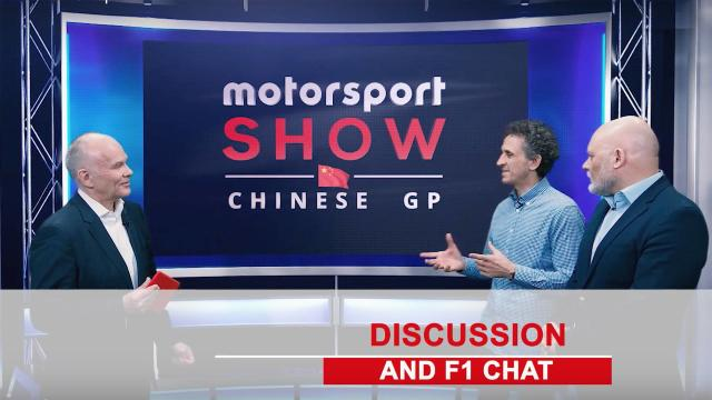 Expert 1-hour motorsport studio analysis show to answer US appetite for more Formula 1 analysis and insight.