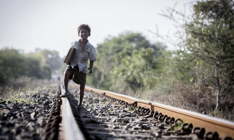 <p>Dev Patel played Sunny Pawar, an Indian orphan adopted into a new life in Australia, who tracks down his real family. This was another true story that defied logic and believability, leading people to turn to online resources to learn about the real people it portrayed. </p>