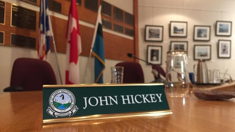 With a heavy heart, Wally Andersen takes over as mayor of Happy Valley-Goose Bay