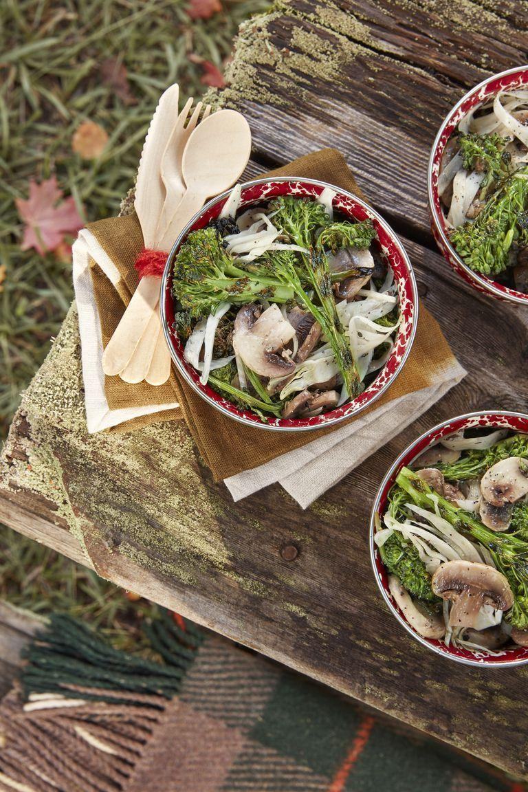"""<p>Got a family of meat-lovers? A mushroom-based dish is the best way to convert them to vegetable-centric meals.</p><p><strong><a href=""""https://www.countryliving.com/food-drinks/a24415005/marinated-mushroom-charred-broccolini-salad-recipe/"""" rel=""""nofollow noopener"""" target=""""_blank"""" data-ylk=""""slk:Get the recipe"""" class=""""link rapid-noclick-resp"""">Get the recipe</a>.</strong></p><p><a class=""""link rapid-noclick-resp"""" href=""""https://www.amazon.com/Weber-741001-Original-22-Inch-Charcoal/dp/B00004RALU/?tag=syn-yahoo-20&ascsubtag=%5Bartid%7C10050.g.32934702%5Bsrc%7Cyahoo-us"""" rel=""""nofollow noopener"""" target=""""_blank"""" data-ylk=""""slk:SHOP CHARCOAL GRILLS"""">SHOP CHARCOAL GRILLS</a></p>"""