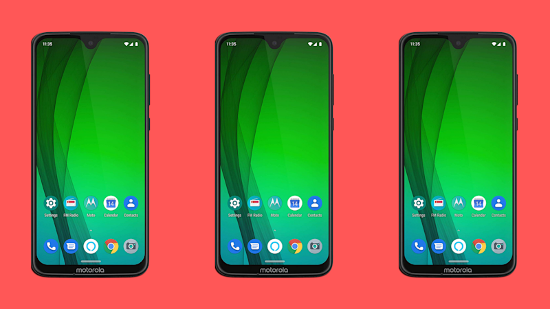 The Moto G7 is on sale today only. (Photo: Amazon/Yahoo Lifestyle)