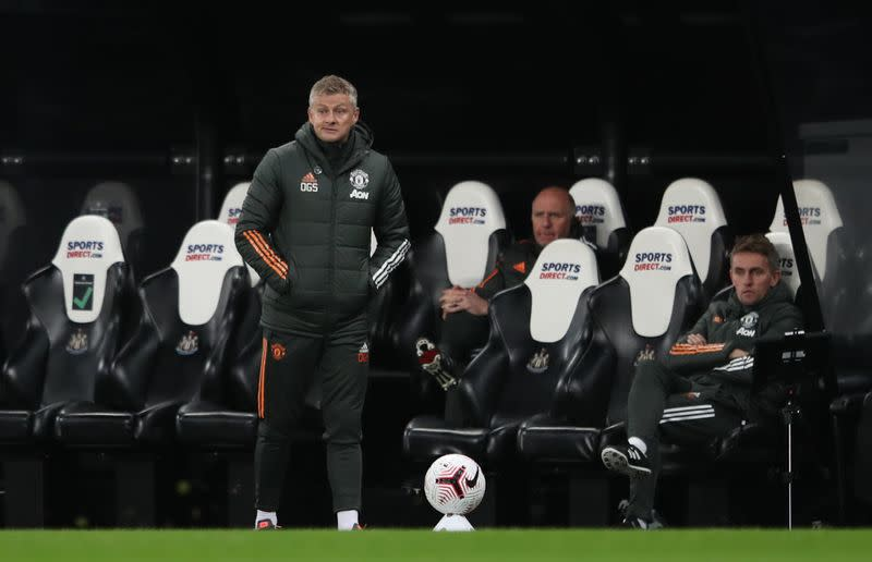 Solskjaer says big win at Newcastle marks start of Manchester United season