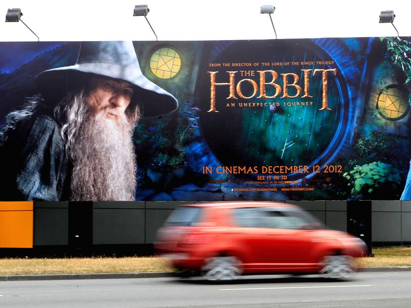 Threat to move Hobbit was real: Jackson