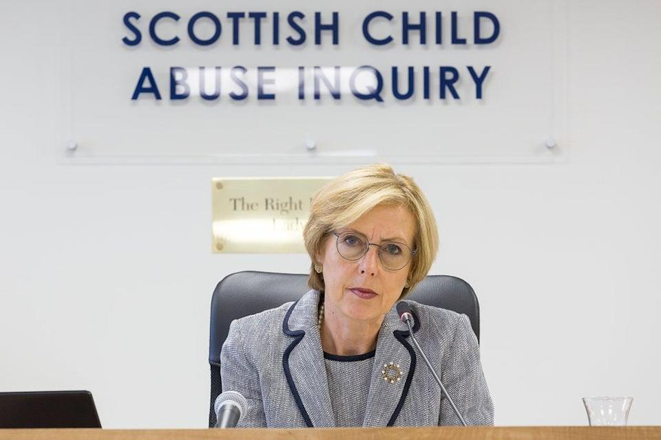 The inquiry is chaired by Lady Smith (Nick Mailer/PA) (PA Media)