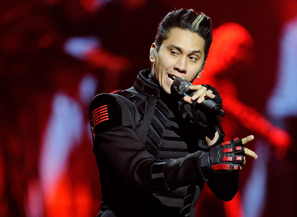 Taboo, of the Black Eyed Peas, was born Jaime Luis Gomez. He performed at the Super Bowl in 2011.