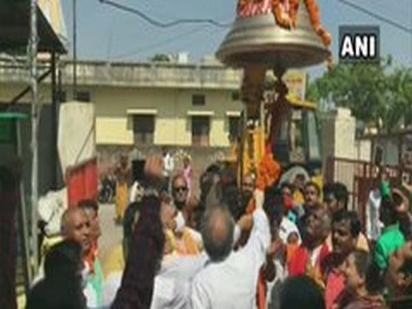 Ram Rath Yatra, which started from Rameswaram in Tamil Nadu on September 17, reached Ayodhya.