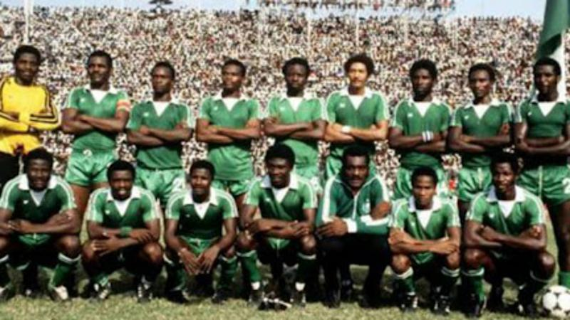 'It was like winning the World Cup' - Nwosu recounts Nigeria's maiden Africa Cup of Nations triumph