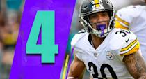 <p>The Steelers looked bad for almost three quarters on Sunday, but a win is a win. They'll need every one as they chase that second AFC bye (and they're not that far from grabbing the No. 1 seed either). (James Conner) </p>