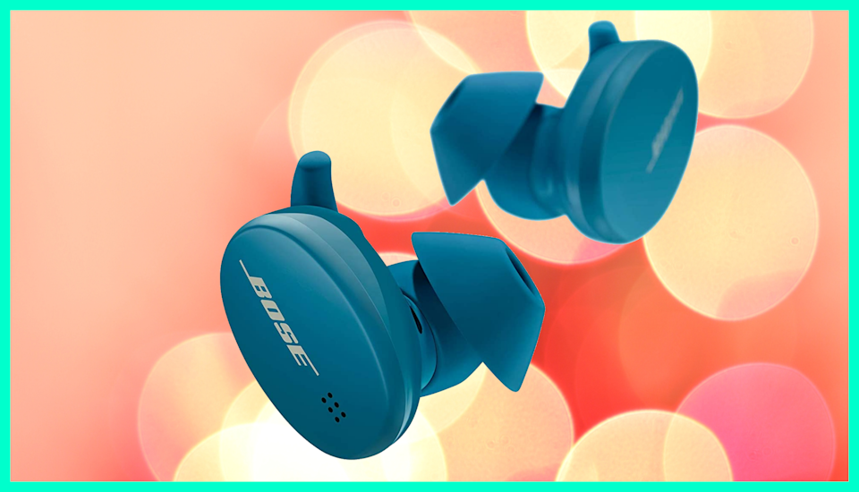 These Bose Sport Truly Wireless Bluetooth Earbuds are on sale for just $159. (Photo: Bose)