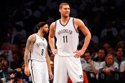 A healthy Brook Lopez has value. (Getty Images)