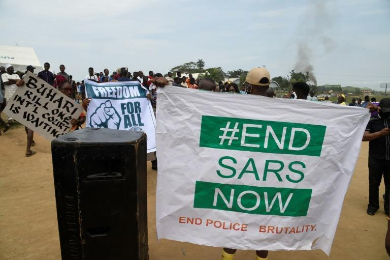 The protests in Nigeria initially called for the scrapping of the Special Ant-Robbery Squad (SARS)