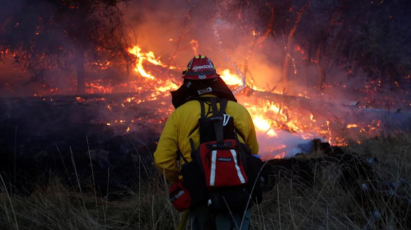 Southern California Is On High Alert For Wildfires. Don't Mow Your Lawn