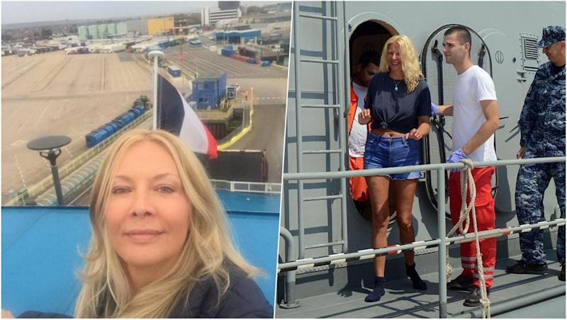 UK Woman Saved 10 Hours After Falling into the Sea, Says Yoga & Singing Helped Her Survive