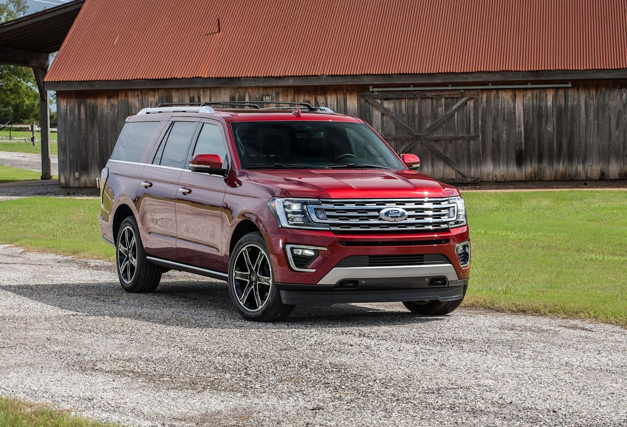 """<p>Ford and Lincoln already offer a $500 military discount called Military Appreciation Bonus Cash, which is exclusively for those serving on active duty, members of the delayed entry/enlistment program, veterans within 24 months of separation, retirees, spouse or surviving spouse, and other household members. However, <a href=""""https://www.caranddriver.com/ford"""" target=""""_blank"""">the Blue Oval</a> and its luxury corporate sibling <a href=""""https://www.fordsalutesthosewhoserve.com/"""" target=""""_blank"""">are also offering</a> between $750 and $1000 to veterans as well as first responders. That means an impressive savings of up to $1500 that can be applied to models such as <a href=""""https://www.caranddriver.com/ford/expedition-expedition-max"""" target=""""_blank"""">the Ford Expedition</a>.</p>"""