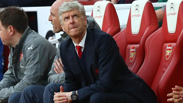 The Gunners supporters appear to have turned on their manager but West Ham supremo David Gold insists he is the man to steady the ship