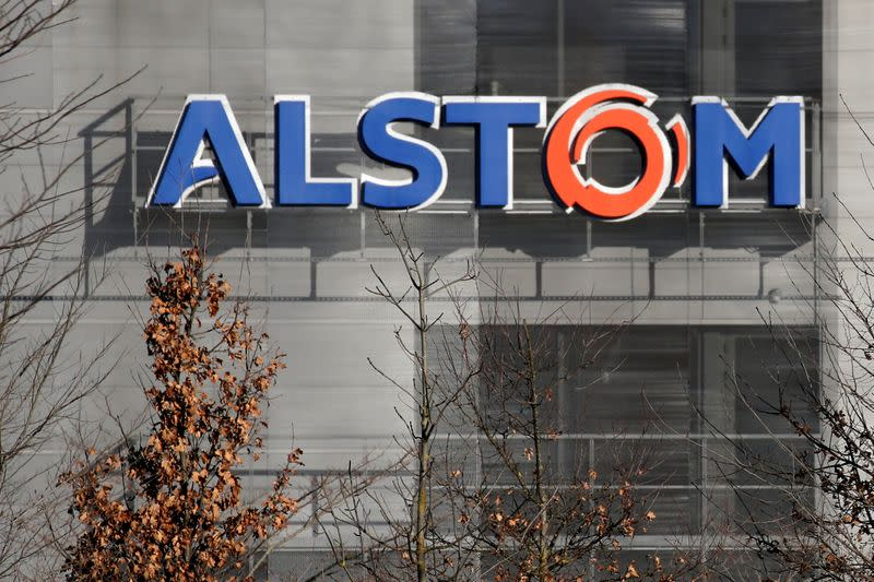 Alstom nears deal to buy Bombardier's train unit: source