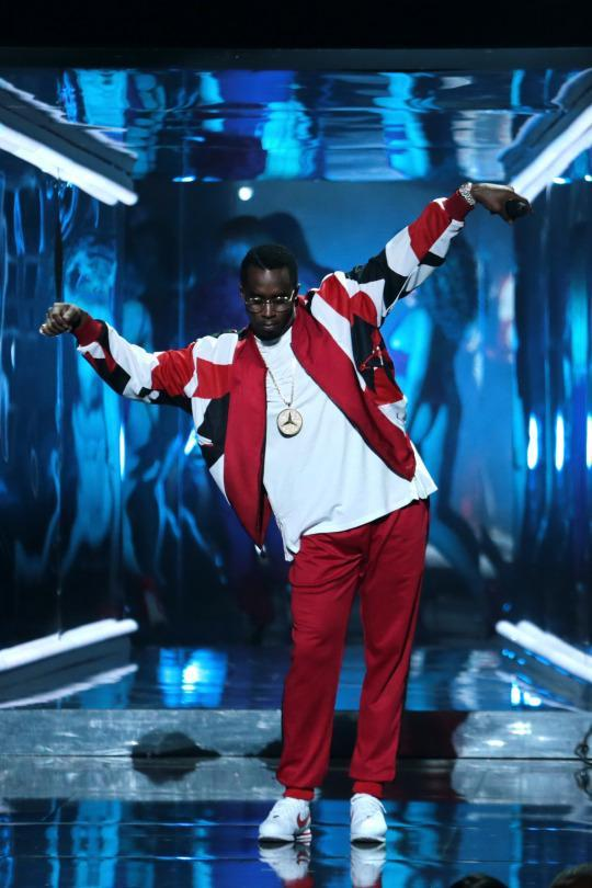 Diddy Brought The 90s Back At The Bet Awards