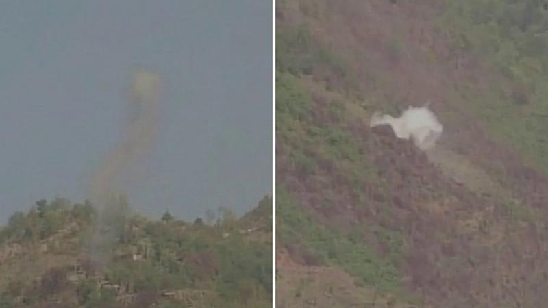Pakistani Troops Violate LoC Ceasefire, Shell Army Posts in Poonch