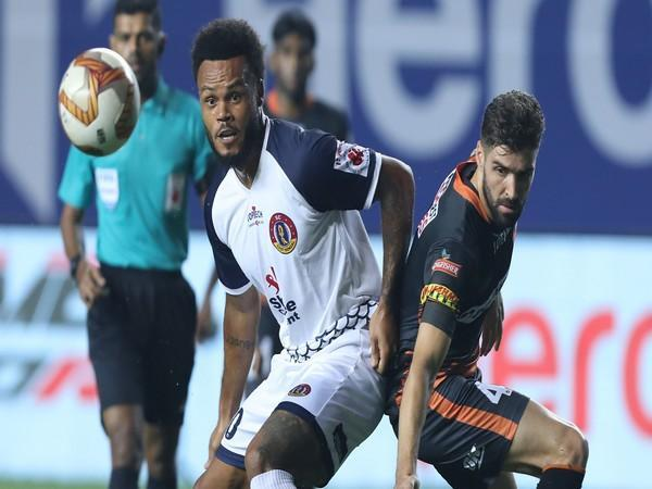 SC East Bengal and FC Goa played out a 1-1 draw in the ISL here on Wednesday. (Photo/ ISL)