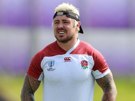 Jack Nowell will return from injury for England against Argentina (Getty)