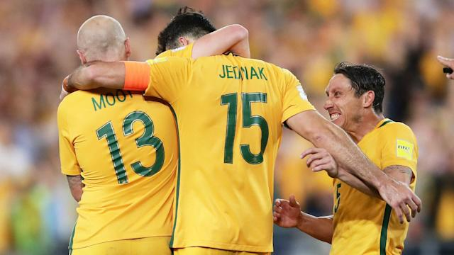 The experienced midfielder is in line to play at his fourth finals after the Socceroos saw off Honduras in a play-off