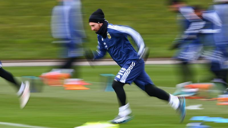 You can't teach Messi anything - Sampaoli urges Argentina to understand star man