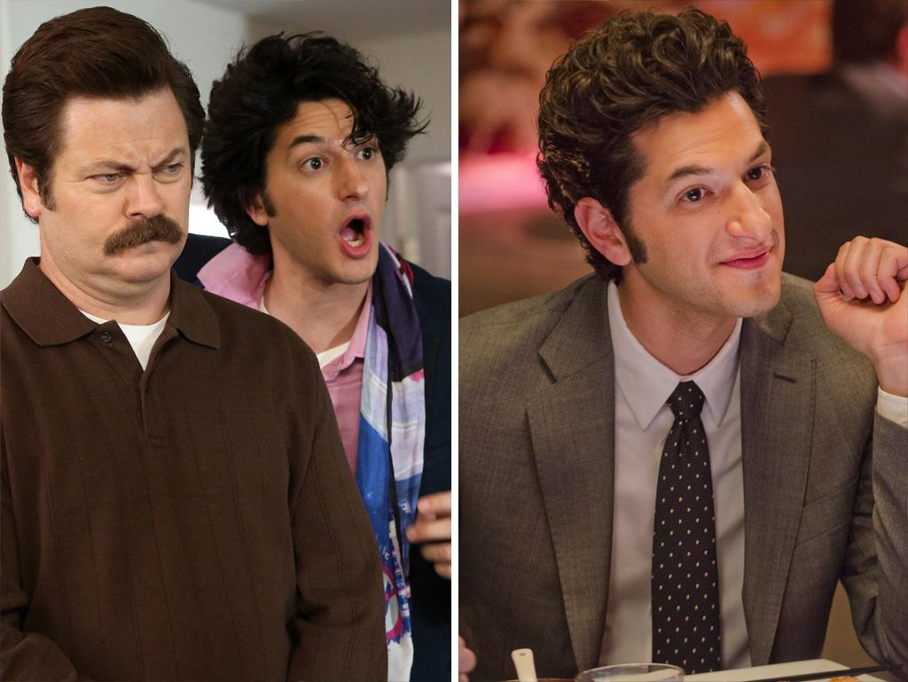 "<strong>Ben Schwartz<br />Shows:</strong> ""House of Lies,"" ""Parks and Recreation""<br /><br />Thank goodness the Upright Citizens Brigade alum isn't confined to making us laugh on one show, since he's equally outrageous (and funny) as cocky, ridiculous wannabe Jean-Ralphio on ""Parks and Recreation"" and as womanizing suck-up Clyde on ""House of Lies."""
