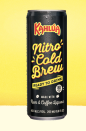 "<p>This genius newcreation from Kahlua is made with rum and coffee liqueur and boasts a 4.5 percent ABV. Per Kahlua's <a href=""https://www.kahlua.com/us/products/nitro-cold-brew/"" rel=""nofollow noopener"" target=""_blank"" data-ylk=""slk:site"" class=""link rapid-noclick-resp"">site</a>, it tastes like coffee through and through, meaning it's, uh, the perfect Friday (morning) beverage? Stay tuned for this product's intro to major retailers. For now, you'll have to double up on their <a href=""https://www.totalwine.com/spirits/ready-to-drink/unique-cocktails/kahlua-espresso-martini-rtd/p/219018200"" rel=""nofollow noopener"" target=""_blank"" data-ylk=""slk:canned espresso martinis"" class=""link rapid-noclick-resp"">canned espresso martinis</a>.</p>"