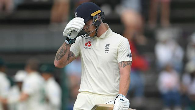 After being heard to use some choice language towards a fan in the crowd, England all-rounder Ben Stokes has apologised.