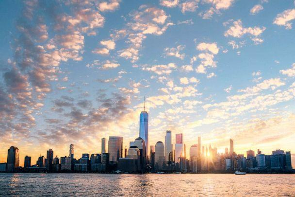PHOTO: New York City skyline is seen in this stock photo. (STOCK PHOTO/Getty Images)