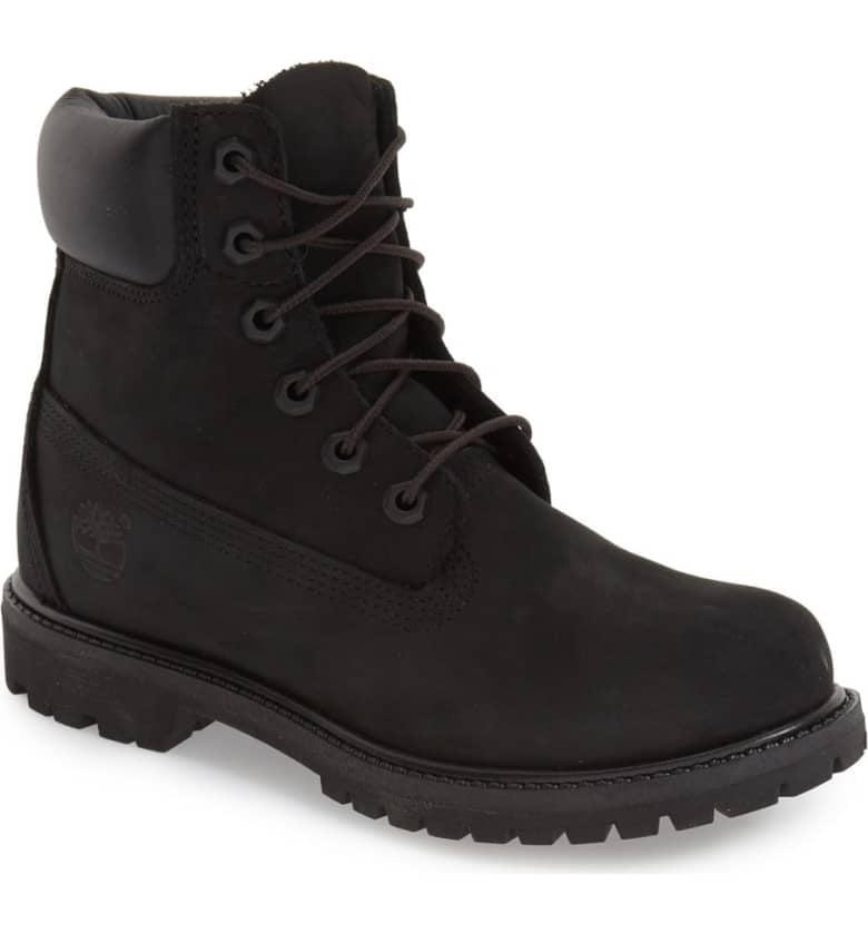 <p>They're classics for a reason. We love sporting these <span>Timberland 6 Inch Premium Waterproof Boots</span> ($170) all season long.</p>