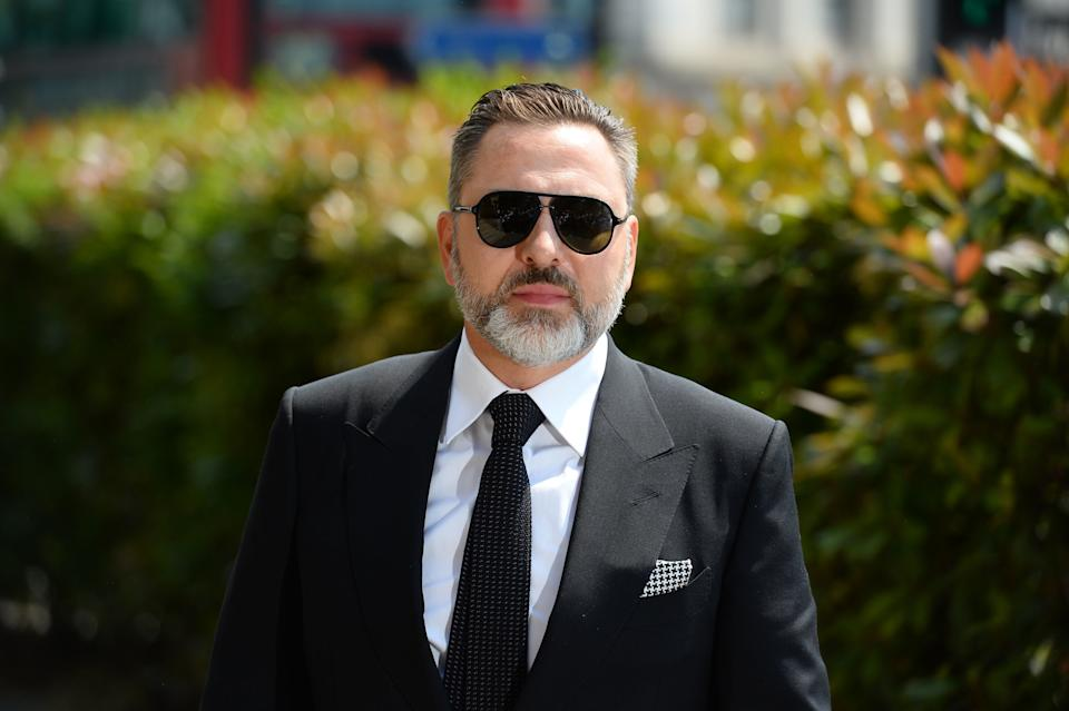 <p>Little Britain star and author David Walliams previously described Winton as 'the best company, always outrageous and hilarious'. (PA) </p>