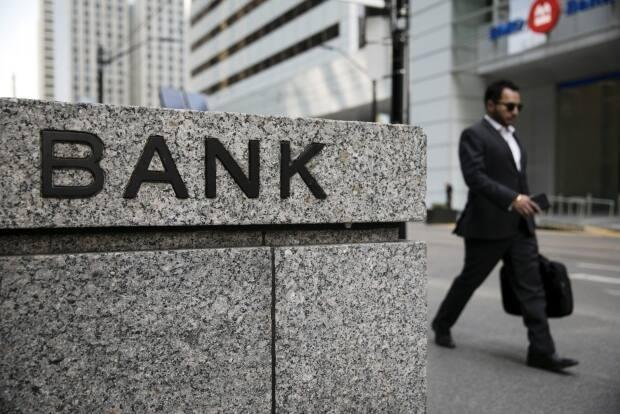 Canada's big banks took in a combined $14 billion in profit this quarter, they disclosed this week. (Brent Lewin/Bloomberg - image credit)
