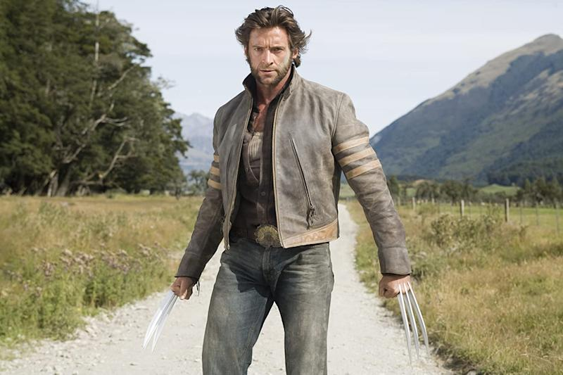 Hugh Jackman played Wolverine (Credit: 20th Century Fox)