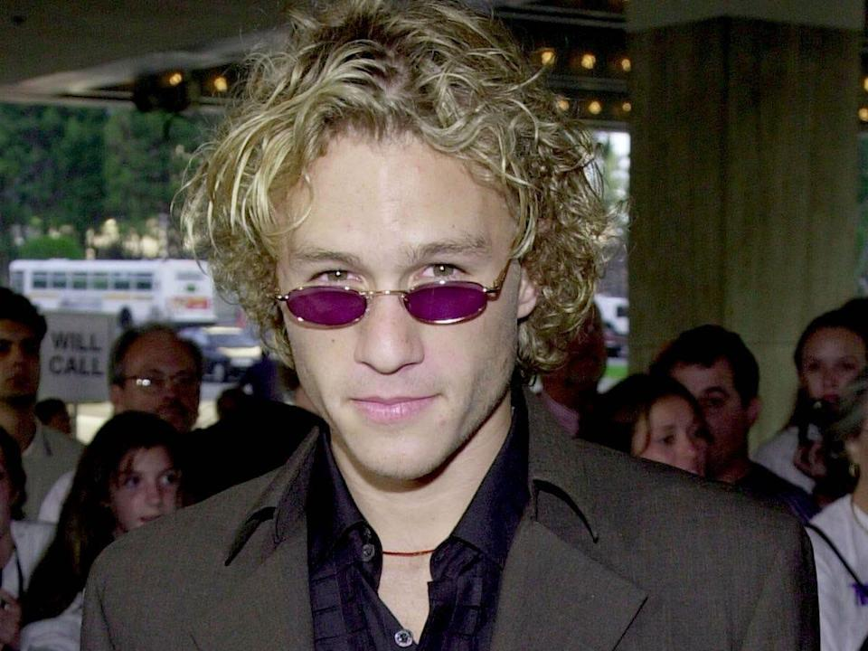 heath ledger 2000