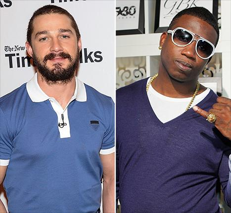 Shia LaBeouf's Plagiarism Apology Features New Plagiarism From Rapper Gucci Mane