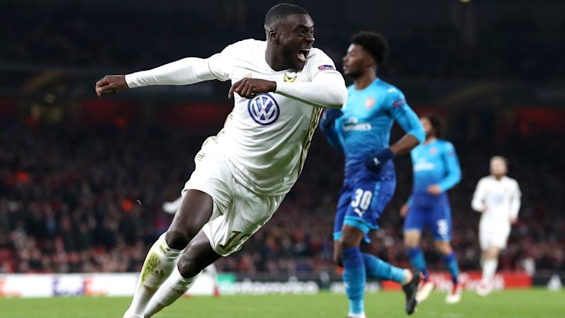 Arsenal 1 Ostersunds 2 (4-2 agg): Gunners through despite Emirates shock