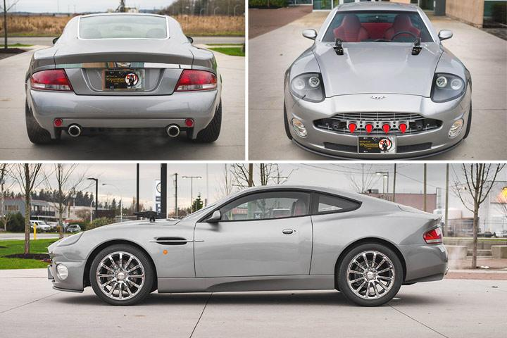 Die Another Day Aston Martin Replica Will Cost You 249 000