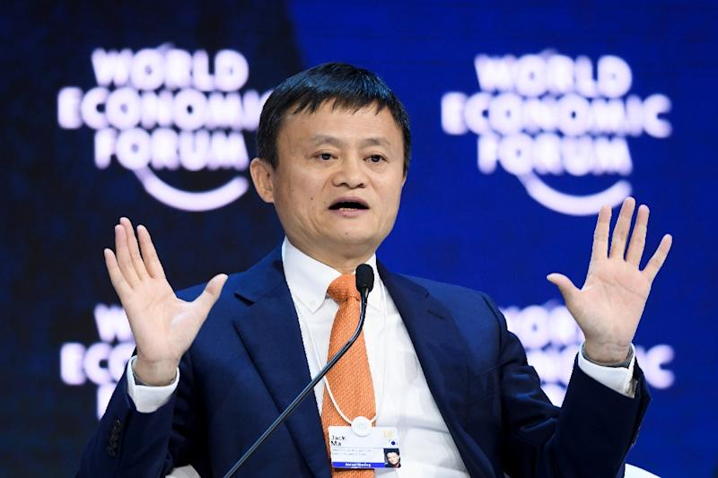 Alibaba founder Jack Ma announces retirement