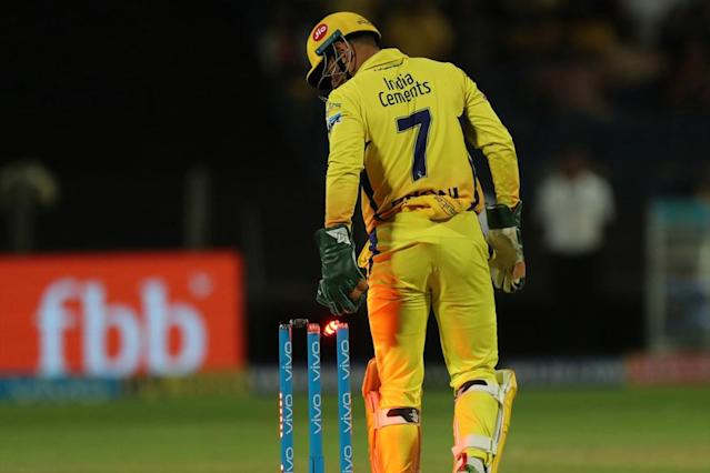 Mahendra Singh Dhoni has added a fresh feather into his already illustrious cap as he now holds the record for most number of stumpings in the Indian Premier League (IPL).