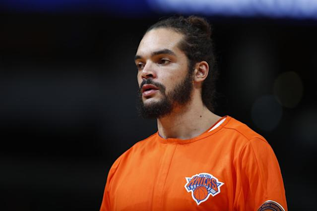 Joakim Noah has played 10 NBA seasons. (AP)