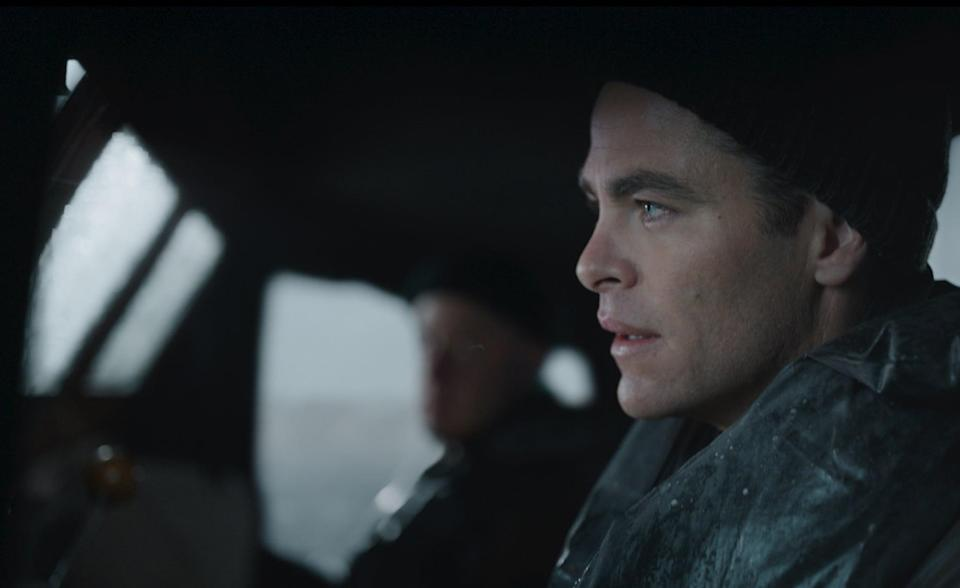 <p>In 1952, a ship splits apart off the coast of New England during a terrible storm. It's up to the nearby Coast Guard to rescue the entire surviving crew - while the storm still rages.</p> <p><span>Watch <strong>The Finest Hours</strong> on Disney+.</span></p>