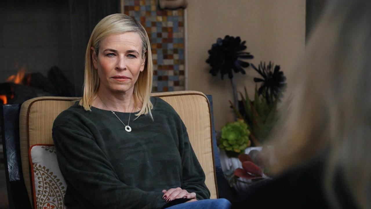 """Chelsea Handler on her white privilege: 'I didn't take into account the color of my skin"""""""