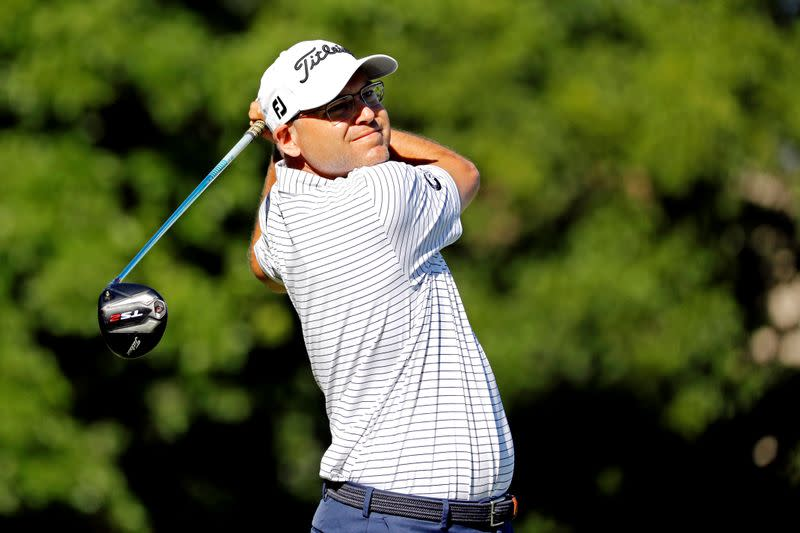 FILE PHOTO: PGA: Charles Schwab Challenge - First Round