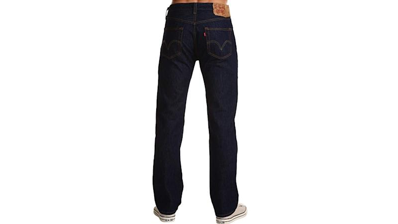 Levi's 501® Original (Men's) Jeans. (Photo: Zappos)